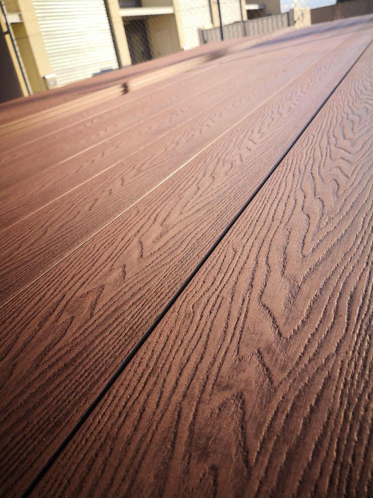 Installing Composite Decking Guide New Wave Flooring
