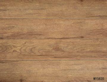 Timber look natural wood