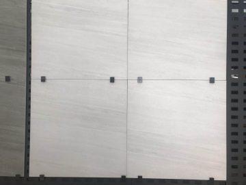 Silver rock rustic 600×600 porcelain floor tiles